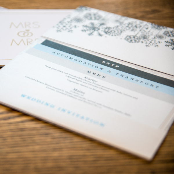 Wedding Invitation Gallery