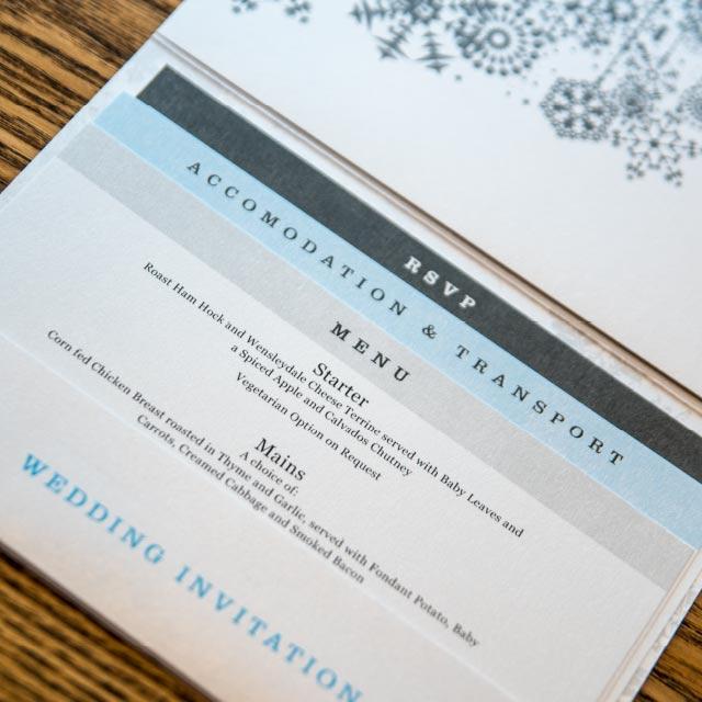 Winter Wallet Invite