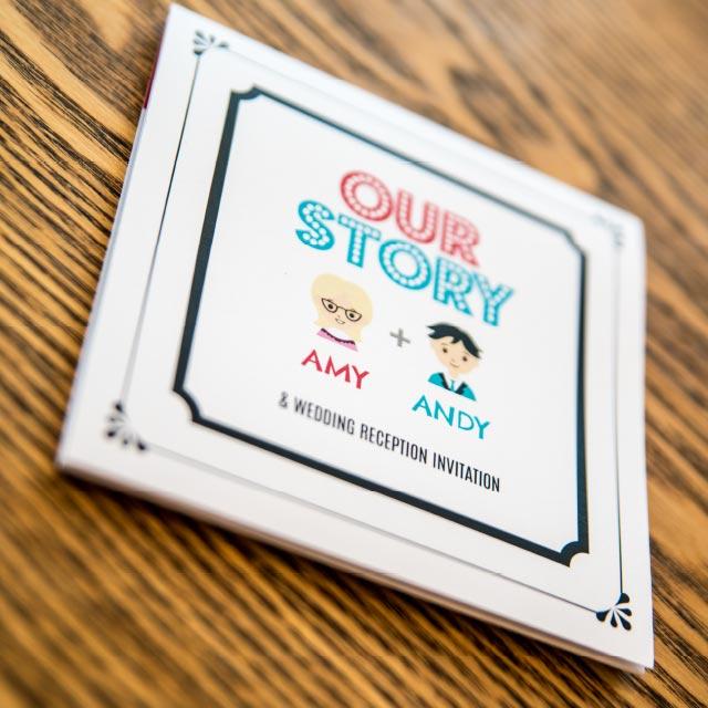 Storyboard Invitation